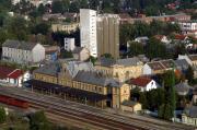 Körmendi vasútállomás 2.